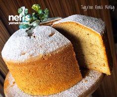Havuçlu tarçınlı pamuk kek