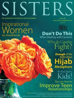 SISTERS Magazine March 2015 | Issue 55