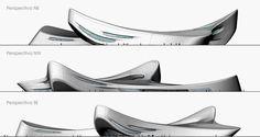 regium waterfront, reggio calabria, italia, zaha hadid architects