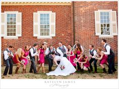 Katelyn James Photography. That's a dip!  The photo suggests lots of movement.