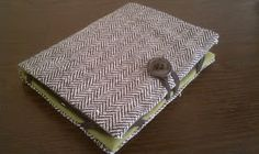 Everything I want, and nothing I don't: I feel the need... the need for tweed. (Tweed Nook NO-SEW cover DIY)