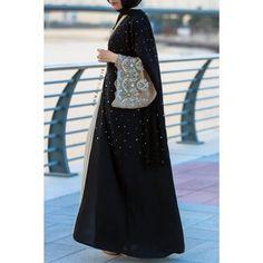 Lulu Lace Abaya