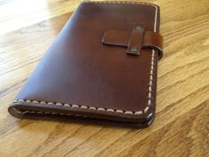 Ladies Classic Leather Wallet  Made in the USA  by HeirloomLeather, $119.00
