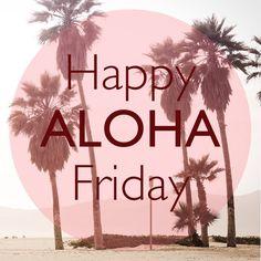 #ALOHA! photo courtesy of Scott Hawaii