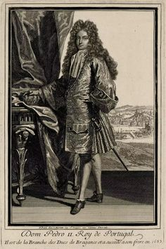 Pierre II, roi de Portugal