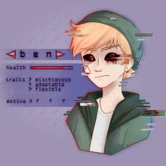 Artist-PG Vibes on amino Creepypasta Slenderman, Creepypasta Characters, Ben Drowned, Jeff The Killer, Eyeless Jack, Toby Is A, Creepy Art, Creepy Stuff, Creepy Pasta Family
