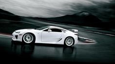 We'd like you to celebrate the most extreme and amazing vehicles that have actually made it out into the wild. These are the 50 Best Supercars of All Time. Japanese Sports Cars, Japanese Cars, 2010 Lexus, Lexus Lfa, Nissan 370z, Bentley Continental, Lamborghini Gallardo, Drag Racing, Auto Racing