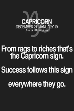 Daily Horoscope - Zodiac Mind Your source for Zodiac Facts Daily Horoscope 2017 Description Zodiac Mind - Your source for Zodiac Facts All About Capricorn, Capricorn And Taurus, Capricorn Quotes, Zodiac Signs Capricorn, Zodiac Mind, Astrology Signs, Zodiac Facts, Pisces Lover, Capricorn Symbol