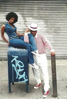 Steel and Velvet. The Lower East Side, NYC | Jamel Shabazz