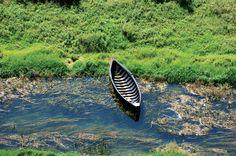 Dalmatian hinterland river