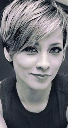 23 Latest Short Hairstyles for 2019 – Hairstyle Inspirations for Everyone - Street Style Insp. bob pixie 23 Latest Short Hairstyles for 2019 – Hairstyle Inspirations for Everyone - Street Style Inspiration Deutsch Buchen Sie Ihre Fotos. Latest Short Hairstyles, Trendy Haircuts, Short Pixie Haircuts, Hairstyles Haircuts, Cool Hairstyles, Black Hairstyles, Pixie Haircut Styles, Hairstyle Short, Bob Haircuts