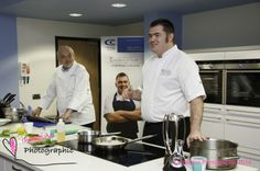 The Chef's Forum event at Cornwall College - June 2014
