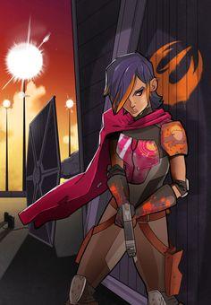 Sabine by daleaustin.deviantart.com on @DeviantArt