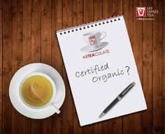Love your tea ? Know more about your fav drink #ArTEAculate
