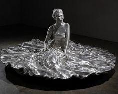 Корейской скульптор собирает людей из проволоки и стальной сетки :: События :: Кругозор :: РБК.Стиль