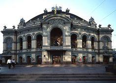 Kiev National Opera House