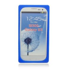 Insten Silicone Skin Gel Rubber Case Cover For Samsung Galaxy S3 GT-i9300