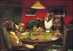 собачий покер - Поиск в Google