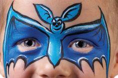 Trucchi per bambini Halloween - Face painting halloween | Mestiere di Mamma - educazione, infanzia, maternità sostenibile