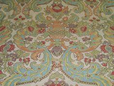 Interior Fabrics Of Tulsa | Oct 2010 | Kravet Print, Linen Blend.  Background Is