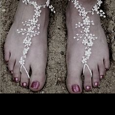 Foot decor #accessories