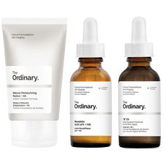 The Ordinary Set of Actives Fri, Kevin Murphy, The Ordinary, Sensitive Skin, Serum, Shampoo, Moisturizer, Personal Care, Bottle