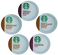 Starbucks Coupon: 3.00 off 2 K-Cups or Bagged Coffee! ~ at TheFrugalGirls.com #starbucks