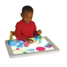 Ultra-Thin Portable Light Panel by Constructive Playthings, http://www.amazon.com/dp/B0035Y9950/ref=cm_sw_r_pi_dp_3-5zqb0N9WP0M