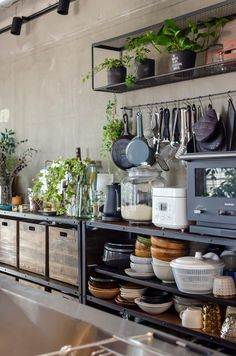25 Wonderful Industrial Kitchen Ideas That. If you are looking for Industrial Kitchen Ideas That, You come to the right place. Below are the Industrial Kitchen Ideas That. This post about Industrial . Industrial Decor Kitchen, Kitchen Design Small, Industrial Kitchen Design, Kitchen Remodel, Kitchen Design, Kitchen Shelves, Kitchen Decor, Industrial Interiors, Kitchen