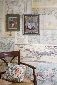 Room Seven wallpaper Behang jongenskamer