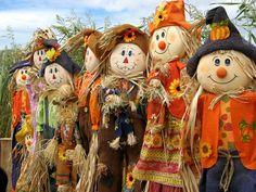 Scarecrow Festival, PEI - Arlington Orchards