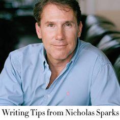 How to write like Nicholas Sparks
