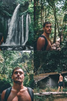 Trekking the forests of Bali, looking for waterfalls... Gili T, Forests, Waterfalls, Trekking, Bali, Places To Visit, Lifestyle, World, Beautiful