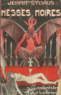 messes noires, 1929