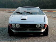 1973 Audi-based Karmann Asso di Picche concept