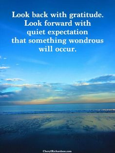 Expect wondrous