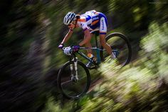 Marianne Vos first win on MTB. Marianne Vos, Olympics, Athlete, Cycling, Bicycle, Workout, Female, Health, Outdoors