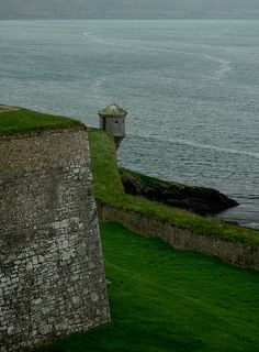 Charles Fort, Kinsale, Ireland - Photo by Michael Slattery