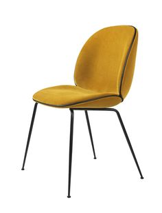 Yellow Leather Dining Chairs yellow dining room chairs lovely yellow leather dining chairs light colored dining room furniture of yellow dining room chairs Yellow Dining Chairs, Leather Dining Chairs, Upholstered Dining Chairs, Dining Room Chairs, Side Chairs, Bar Chairs, Chaise Velour, Mint Room, Chaise Restaurant