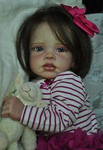 Romie Strydom Silicone Dolls | Alla's Babies Reborn Baby Girl Doll Kylie, Romie Strydom ...