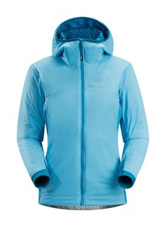 Arc'Teryx Atom LT is a great layering piece for your hiking essentials and it is available for men and women!