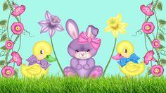 free cartoon easter wallpaper | Cartoon Easter Wallpapers Background For Desktop