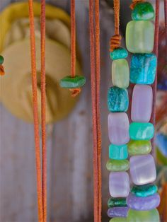 Strands of Stone Beads: http://manitoubeads.com/