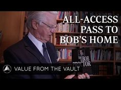There are so many things in Bob's home that are a powerful demonstration of the past 54 years of his remarkable life… Click the image to gain an All Access Pass to Bob's Home | Proctor Gallagher Institute #valuefromthevault #bobproctor