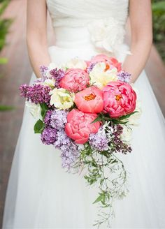 Arguably the most romantic flower in the world, peonies have earned their spot as one of the most coveted blossoms for weddings. Peonies come in a variety of colors, so you'll be sure to find one that works well for your special day.