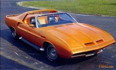 1970 dodge diamante challenger show car