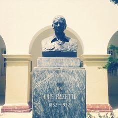 """Dr. Luis Razetti  Nació en Caracas Venezuela 10 de septiembre de 1862 fue un médico cirujano que apoyó y logró una serie de avances en el progreso de la medicina venezolana. Se gradúa de Doctor en Medicina en la Universidad Central de Venezuela es el que impulsa el llamado """"Renacimiento de la medicina venezolana"""" en materia de enseñanza centros de estudios publicaciones y prácticas médicas en Venezuela. Una de las dos escuelas de Medicina de la Universidad Central de Venezuela lleva su…"""