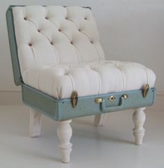 perfect! suit case chair!