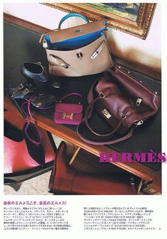 Sp¨¦cial maison Herm¨¨s on Pinterest | Hermes, Hermes Bags and ...
