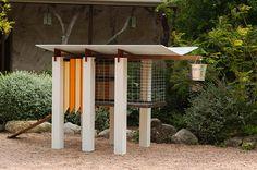 mid-century inspired coop. hugh jefferson randolph architects